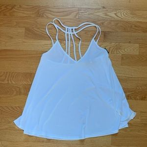 NWT Express One Eleven Racerback Tank